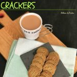 Gluten Free Pearl Millet Crackers