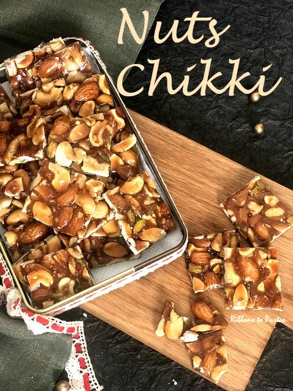 Nuts Chikki