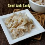Sweet Amla Candy