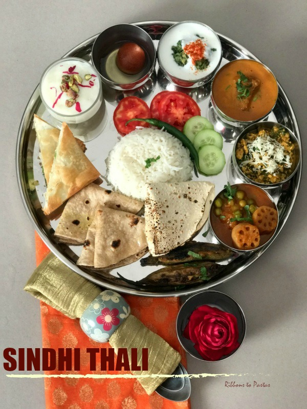 Sindhi Thali