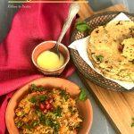 Turiya ka Bharta / Ridge Gourd Mash