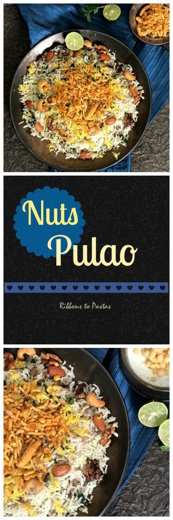 Nuts Pulao