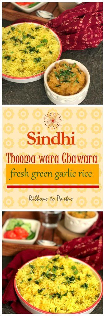 Sindhi Thooma wara Chawara