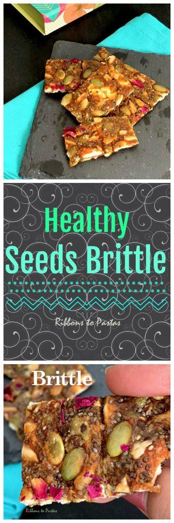 Healthy Seeds Brittle