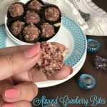 Almond Cranberry Bites