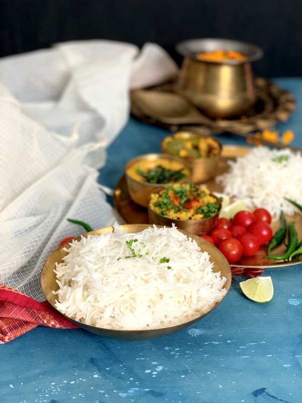 How to cook Perfect Basmati Rice in a Microwave