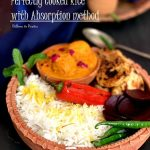 How to cook Perfect Basmati Rice with Absorption Method