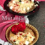 Mutanjan , sweet rice from Pakistan