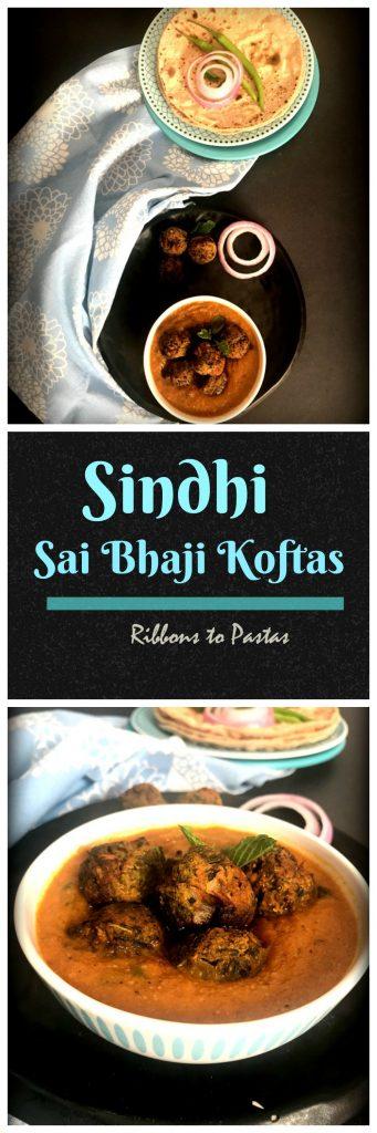 Sai Bhaji Koftas