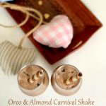 Oreo & Almond Carnival  Shake