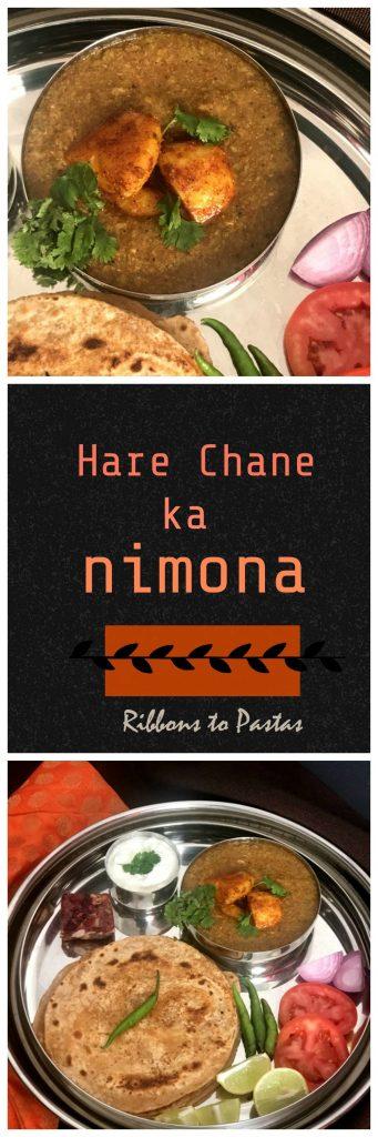 Hare Chane ka Nimona