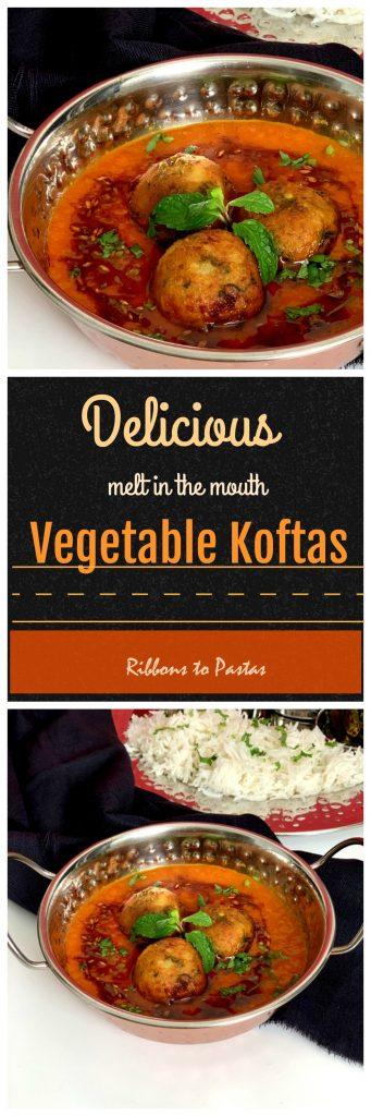 Vegetable Kofta