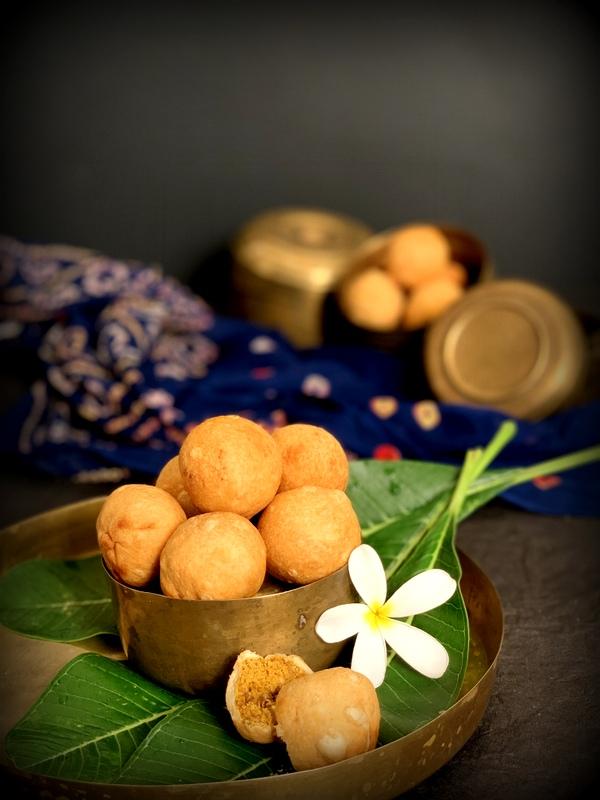 Dry Fruit Kachori - Jamnagar Special