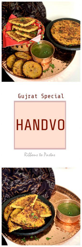 Handvo Gujarat Special