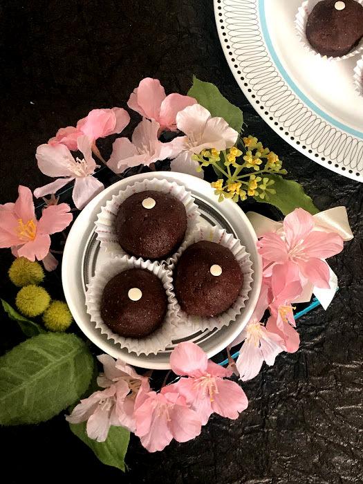 Digestive Biscuit Ladoo