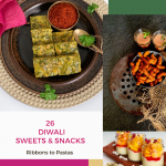 Sweets & Snacks for Diwali