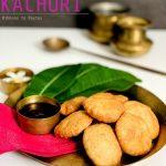 Rajasthani Kachori