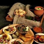 Chatpati Chaat Platter