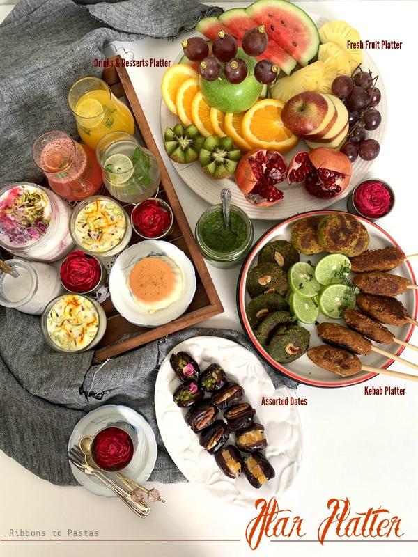 Iftar Platter