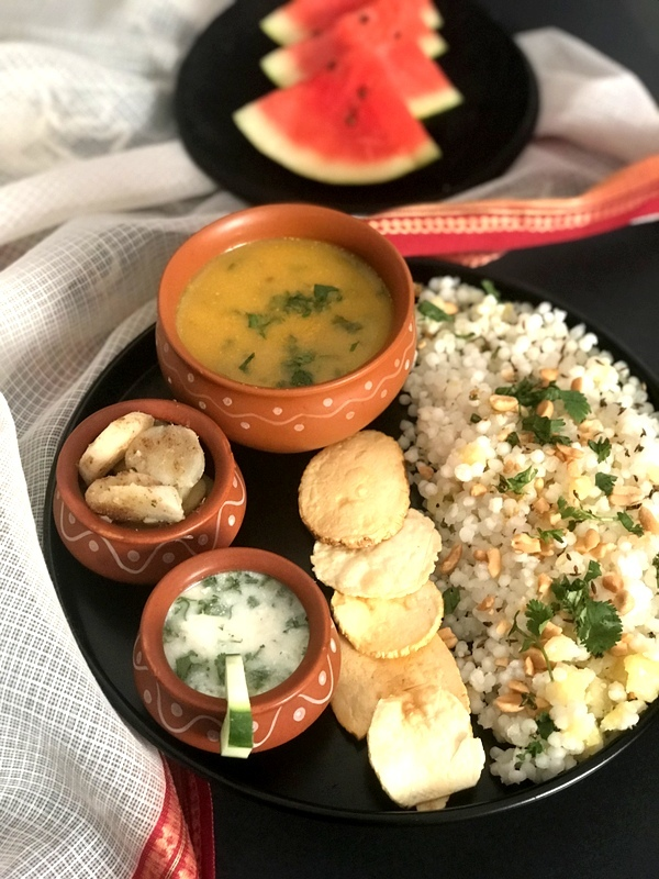 Fariyali Fajeto / Mango Curry