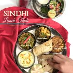 Sindhi Lunch Thali