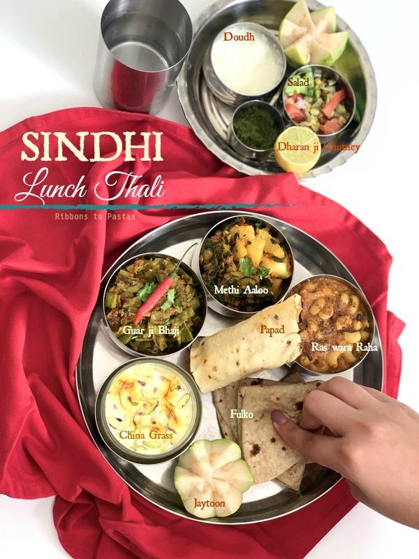 Sindhi Guar ji Bhaji
