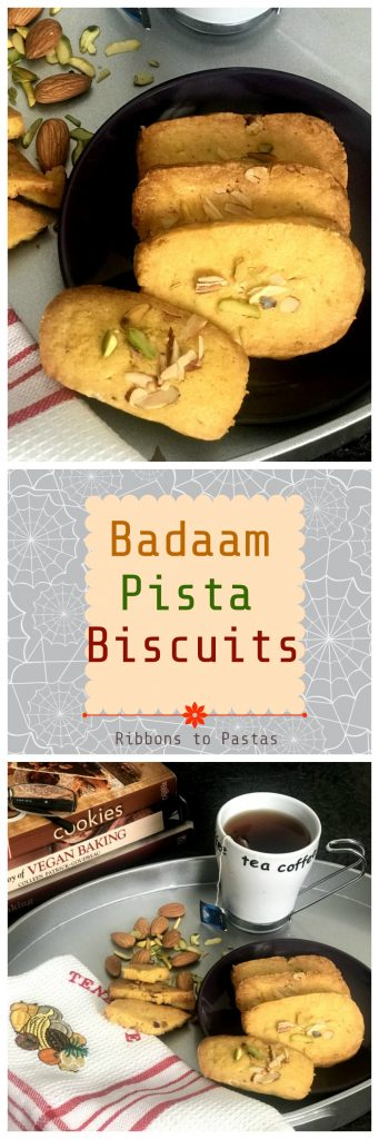 Badaam Pista Biscuits