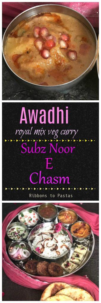 Subz E Noor Chashm