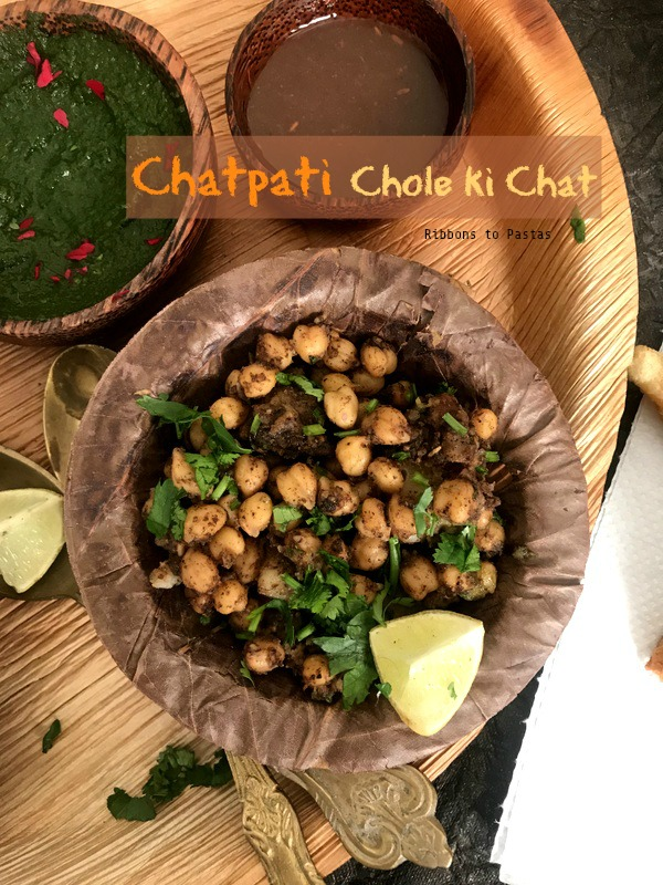 Chatpati Chole ki Chat