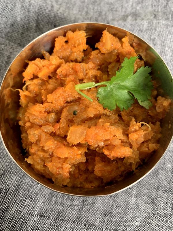 Chithiyal Gogru / Turnip Mash