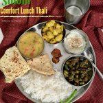 Sindhi Comfort Lunch Thali