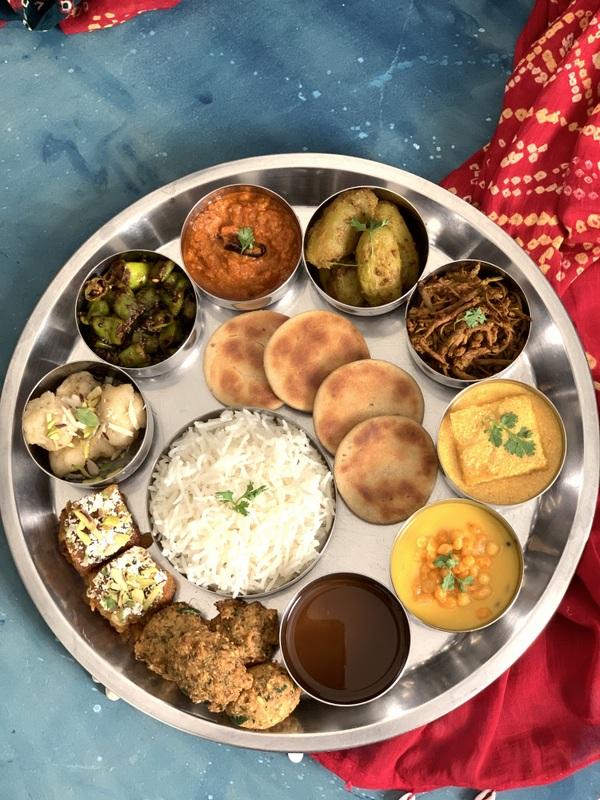 Rajasthan ki Thali