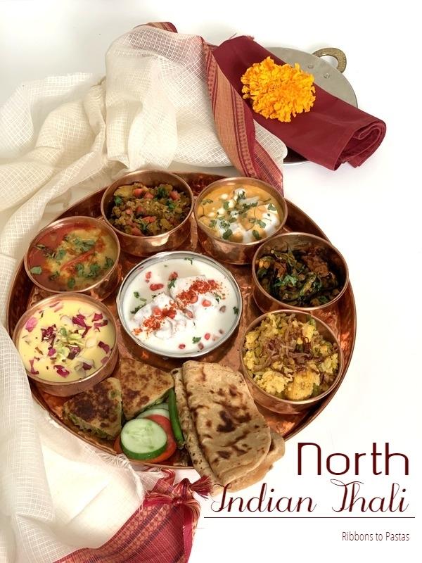North Indian Thali