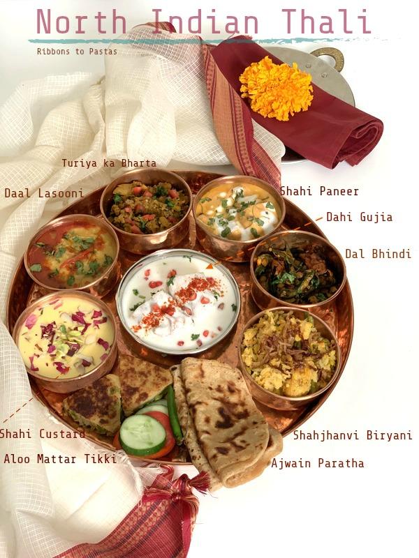 orth Indian Thali
