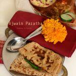 Ajwain ka Paratha