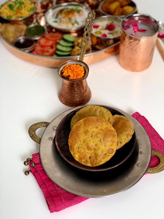 Uttar Pradesh Thali