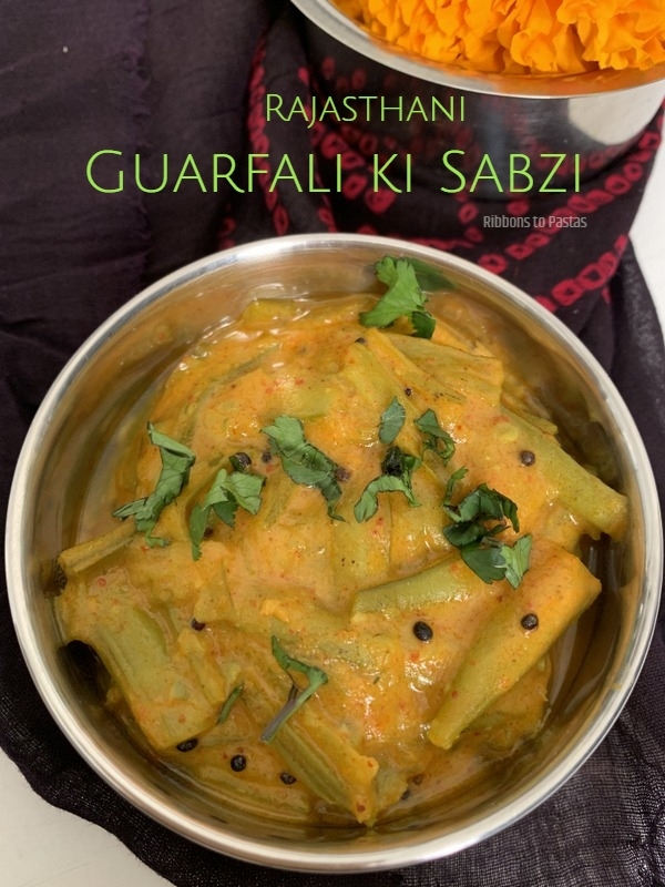 Guarfali ki Sabzi