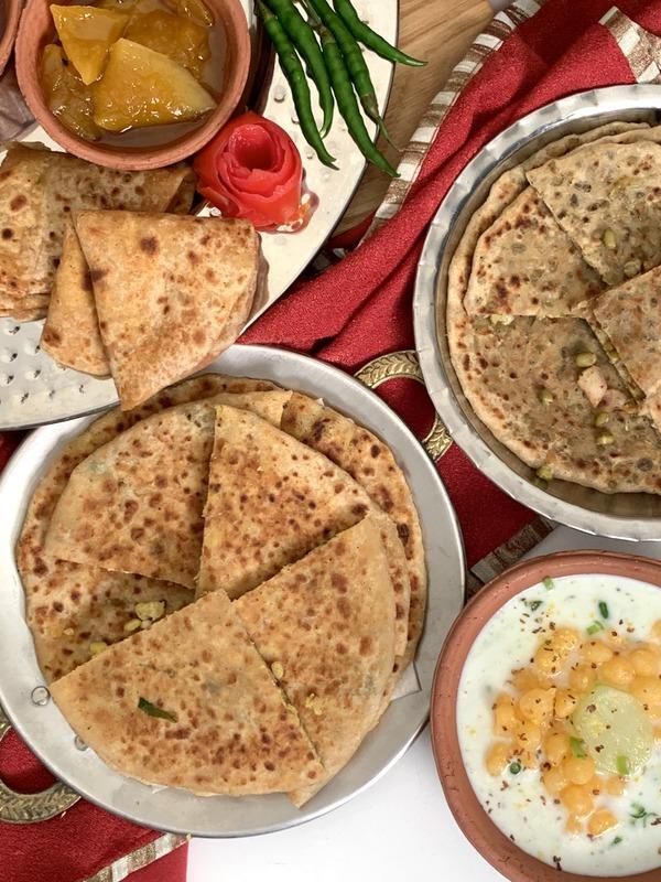 Sindhi Breads