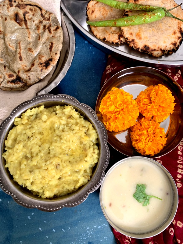 Saurashtra Lunch Thali