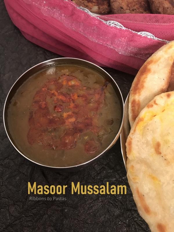 Masoor Mussalam