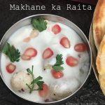 Makhane ka Raita