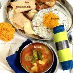 Sindhi Sunday Lunch Thali
