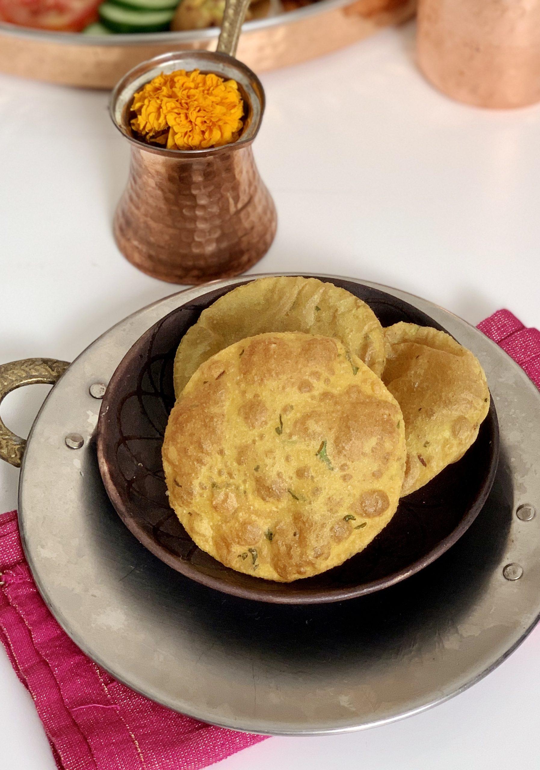 Jeera Poori