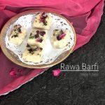 Rawa  Barfi