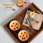Custard Jelly Dessert