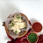 White Dhokla
