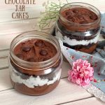 Chocolate Cake in a Jar