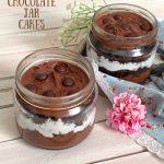 Chocolate Cake in a Jar