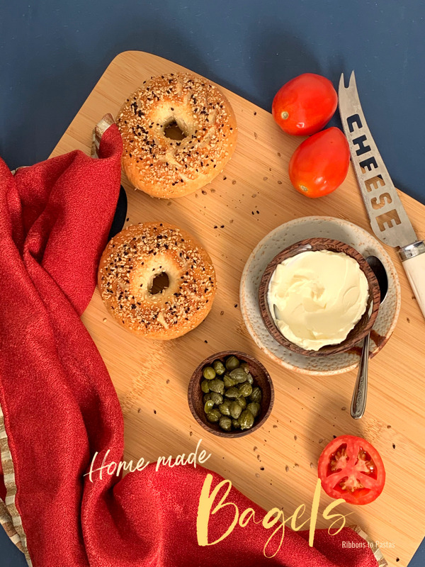 Easy Home Made Bagels