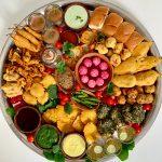 Bahubali Pakora Platter